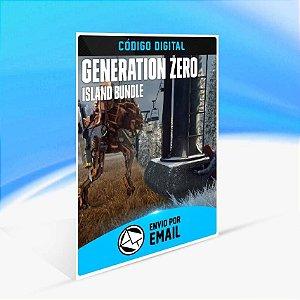 Generation Zero® - Island Bundle - Xbox One Código 25 Dígitos