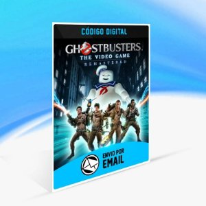 Ghostbusters: The Video Game Remastered - Xbox One Código 25 Dígitos