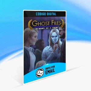 Ghost Files: Memory of a Crime (Xbox One Version) - Xbox One Código 25 Dígitos