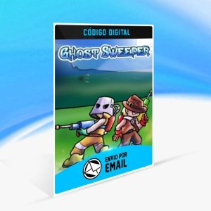 Ghost Sweeper - Xbox One Código 25 Dígitos