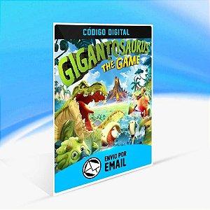 Gigantosaurus O Jogo - Xbox One Código 25 Dígitos