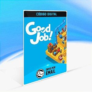 Good Job! - Nintendo Switch Código 16 Dígitos