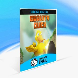 Gravity Duck - Xbox One Código 25 Dígitos