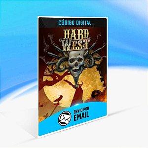Hard West Ultimate Edition - Xbox One Código 25 Dígitos