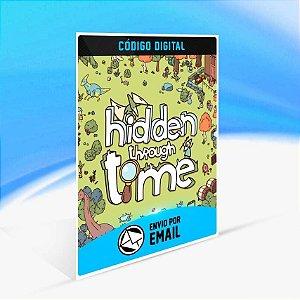 Hidden Through Time - Xbox One Código 25 Dígitos