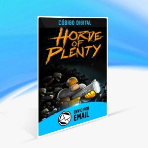 Horde Of Plenty - Xbox One Código 25 Dígitos