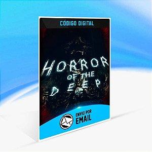 HORROR OF THE DEEP - Xbox One Código 25 Dígitos