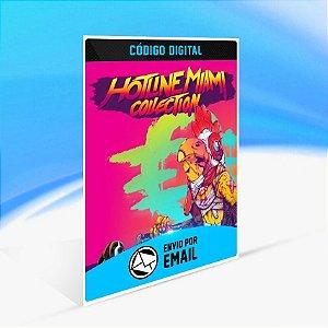 Hotline Miami Collection - Nintendo Switch Código 16 Dígitos