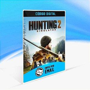 Hunting Simulator 2 - Xbox One Código 25 Dígitos