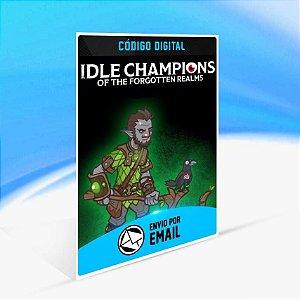 Idle Champions Pacote do Fundador 2 - Xbox One Código 25 Dígitos