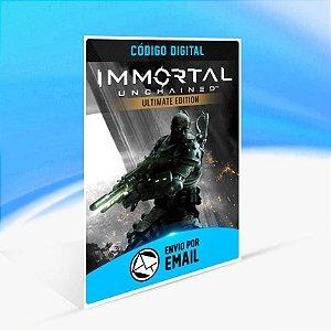 Immortal: Unchained Ultimate Edition - Xbox One Código 25 Dígitos