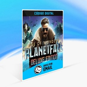Jogo Age of Wonders  Planetfall - Deluxe Edition Steam - PC Key
