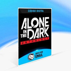 Jogo Alone in the Dark Anthology Steam - PC Key