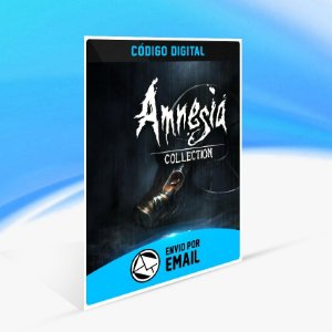 Jogo AMNESIA COLLECTION Steam - PC Key