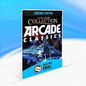 Jogo Anniversary Collection Arcade Classics Steam - PC Key