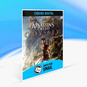 Jogo Assassin's Creed  Odyssey Uplay - PC Key
