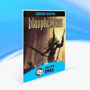 Jogo Blasphemous Steam - PC Key