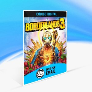 Jogo Borderlands 3 Steam - PC Key