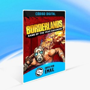 Jogo Borderlands Game of the Year Enhanced Steam - PC Key