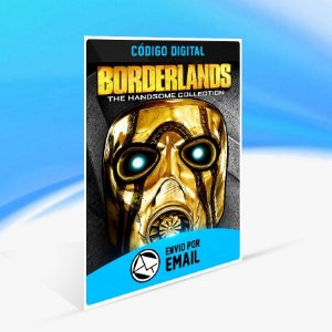 Jogo Borderlands  The Handsome Collection Steam - PC Key
