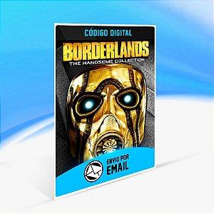 Jogo Borderlands  The Handsome Collection Steam - PC Key
