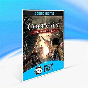 Jogo CODE VEIN - Deluxe Edition Steam - PC Key