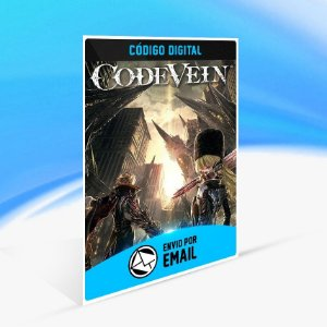 Jogo CODE VEIN Steam - PC Key