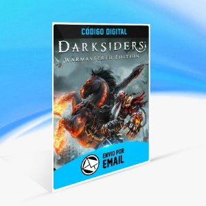 Jogo Darksiders Warmastered Edition Steam - PC Key