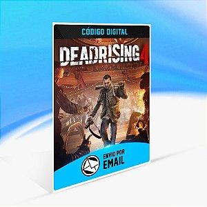 Jogo DEADRISING 4 Steam - PC Key