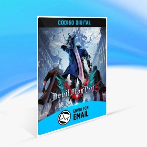 Jogo Devil May Cry 5 Steam - PC Key