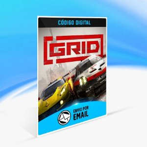 Jogo GRID Steam - PC Key