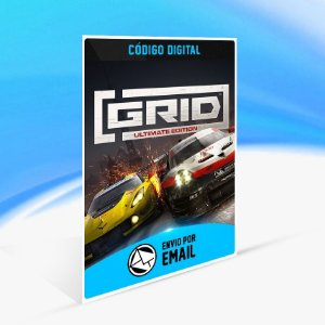 Jogo GRID Ultimate Edition Steam - PC Key