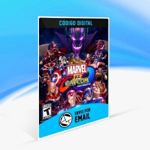 Jogo Marvel vs. Capcom Infinite Deluxe Steam - PC Key