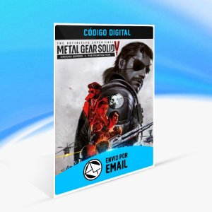 Jogo METAL GEAR SOLID V The Definitive Experience Steam - PC Key