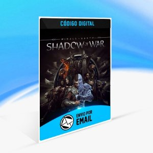 Jogo Middle-earth Shadow of War Steam - PC Key