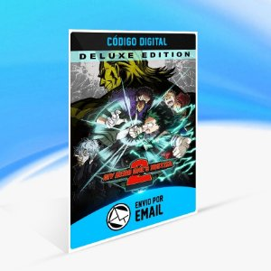 Jogo MY HERO ONE'S JUSTICE 2 Deluxe Edition Steam - PC Key