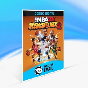 Jogo NBA 2K19 + NBA 2K PLAYGROUNDS 2 Steam - PC Key