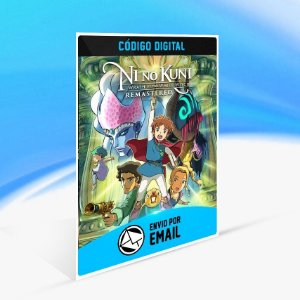 Jogo Ni no Kuni Wrath of the White Witch Remastered Steam - PC Key