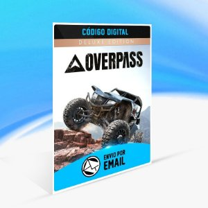Jogo OVERPASS Deluxe Edition Steam - PC Key