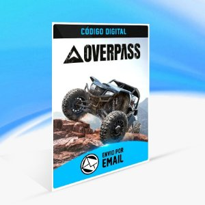 Jogo OVERPASS Steam - PC Key