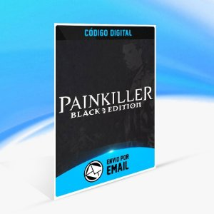 Jogo Painkiller Black Edition Steam - PC Key