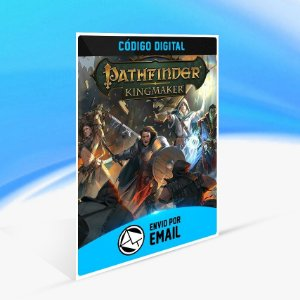 Jogo Pathfinder Kingmaker - Royal Edition Steam - PC Key