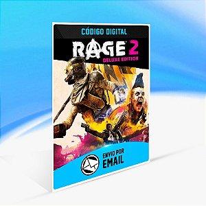 Jogo Rage 2 - Deluxe Edition Bethesda - PC Key