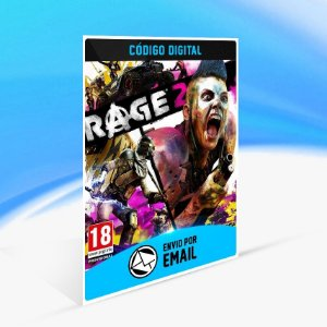 Jogo Rage 2 Steam - PC Key