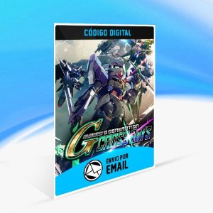 Jogo SD GUNDAM G GENERATION CROSS RAYS Steam - PC Key
