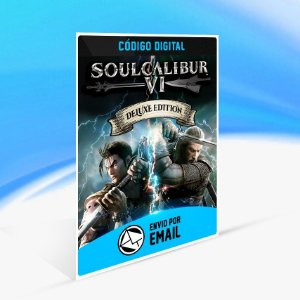 Jogo SOULCALIBUR VI - Deluxe Edition Steam - PC Key