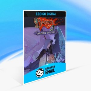 Jogo The Banner Saga 3 - Deluxe Edition Steam - PC Key