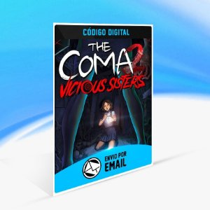 Jogo The Coma 2 Vicious Sisters - Deluxe Edition Steam - PC Key