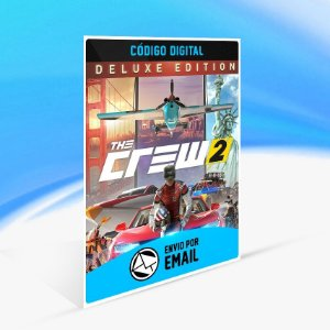 Jogo The Crew 2 - Deluxe Edition Steam - PC Key