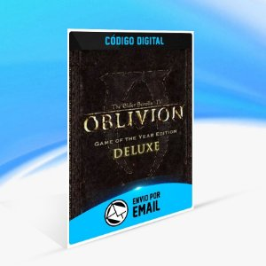 Jogo The Elder Scrolls IV Oblivion GOTY Edition Deluxe Steam - PC Key